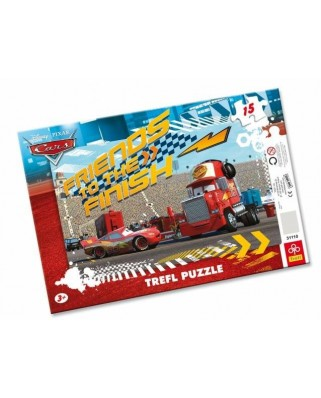 Puzzle Trefl - Cars, 15 piese (31110)