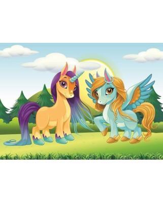 Puzzle Art Puzzle - Little Pegasus, 50 piese XXL (Art-Puzzle-4500)