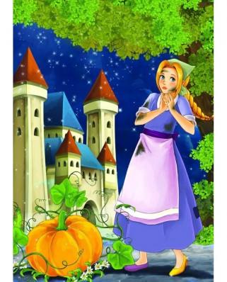 Puzzle Art Puzzle - Cinderella, 150 piese (Art-Puzzle-4522)