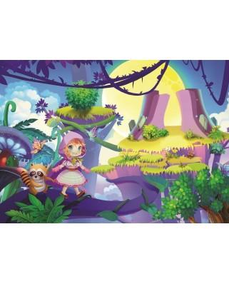 Puzzle Art Puzzle - My Friend, Rakun, 150 piese (Art-Puzzle-4523)