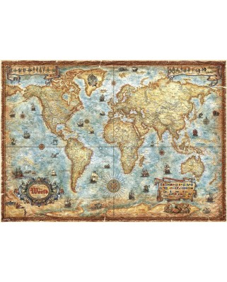 Puzzle Heye - Rajko Zigic: The World, 2.000 piese (29845)