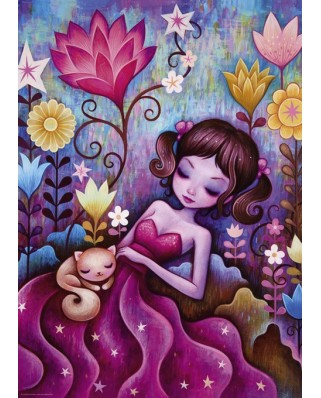 Puzzle Heye - Jeremiah Ketner: Better Tomorrow, 1.000 piese (29849)