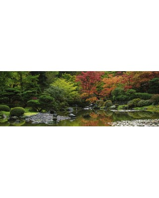 Puzzle panoramic Heye - Aaron Reed: Zen Reflection, 1.000 piese (29859)