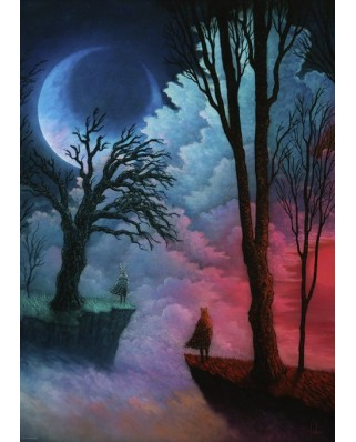 Puzzle Heye - Andy Kehoe: Worlds Apart, 1.000 piese (29880)