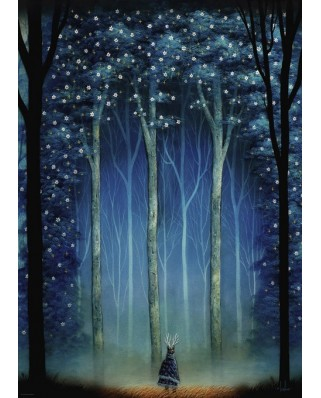 Puzzle Heye - Andy Kehoe: Forest Cathedral, 1.000 piese (29881)