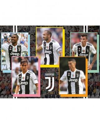 Puzzle Clementoni - Juventus, 1.000 piese (39476)