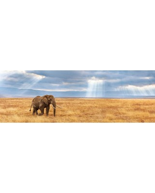 Puzzle panoramic Clementoni - Lost, 1.000 piese (39484)
