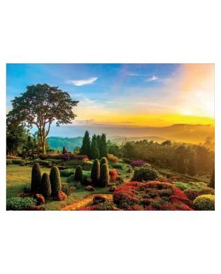 Puzzle Educa - Beautiful Garden, 1.000 piese (17968)
