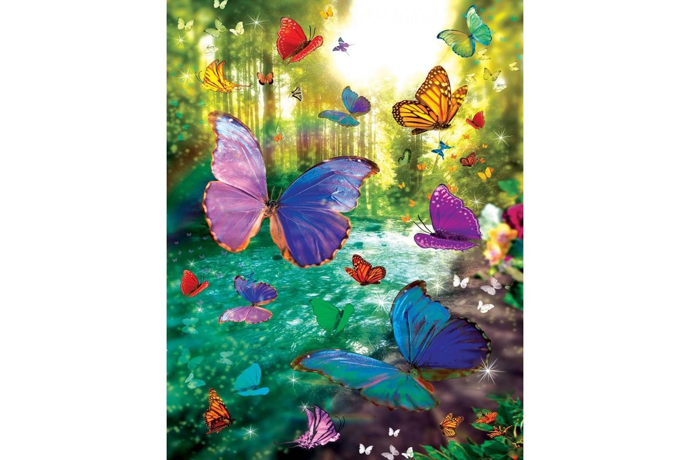 Puzzle SunsOut - Alixandra Mullins: Dream River, 1.000 piese (Sunsout-48439)