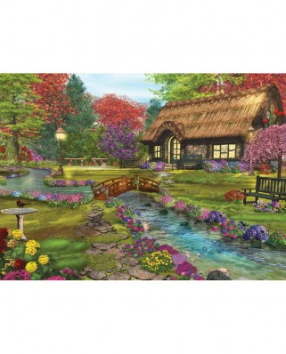 Puzzle SunsOut - Caplyn Dor: Welcome Home Valley, 1.000 piese (Sunsout-66589)
