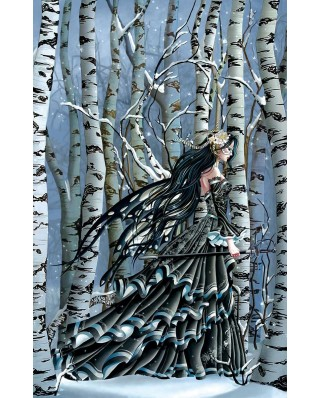 Puzzle SunsOut - Nene Thomas: Aveliad the Forest, 1.000 piese (Sunsout-67646)