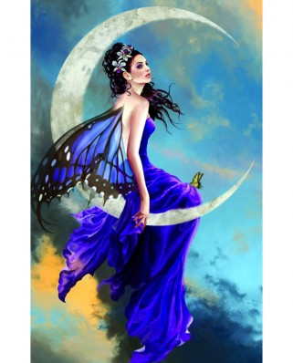 Puzzle SunsOut - Nene Thomas: Moon Amethyst, 1.000 piese (Sunsout-67698)