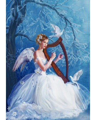 Puzzle Bluebird - Nene Thomas: Chorus, 1.000 piese (70278)