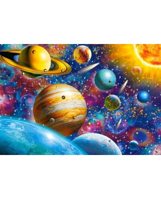 Puzzle Castorland - Solar System Odyssey, 1.000 piese (104314)