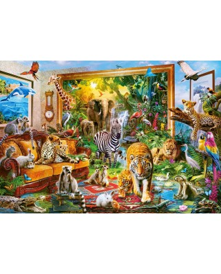 Puzzle Castorland - Coming to Room, 1.000 piese (104321)
