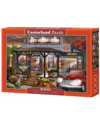 Puzzle Castorland - Jeb's General Store, 1.000 piese (104505)