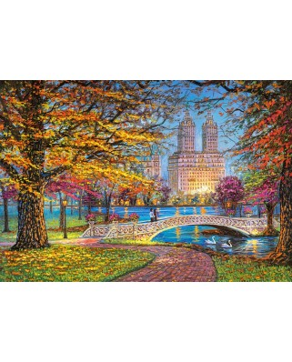Puzzle Castorland - Central Park, New York, 1500 piese (151844)