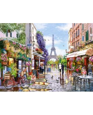 Puzzle Castorland - Flowering, Paris, 3000 piese (300525)