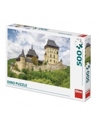 Puzzle Dino - Karlstein Castle, 500 piese (50240)