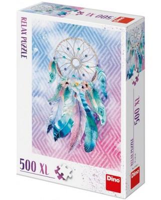 Puzzle Dino - Dreamcatcher, 500 piese XXL (51404)