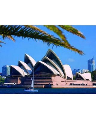 Puzzle Dino - Sydney Opera House, 1.000 piese (53214)