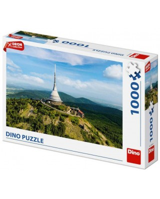 Puzzle Dino - Jested, Czech Republic, 1.000 piese (53269)