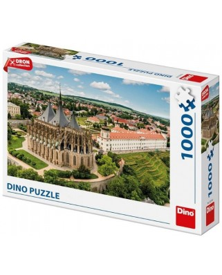Puzzle Dino - Kutna Hora, Czech Republic, 1.000 piese (53270)