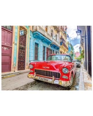 Puzzle Jumbo - Havana, Cuba, 500 piese (18803)