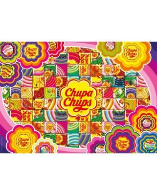 Puzzle Jumbo - Chupa Chups, 500 piese (18804)