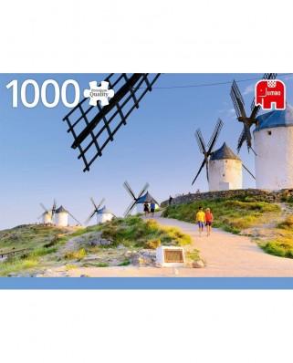 Puzzle Jumbo - La Mancha, Spain, 1.000 piese (18837)
