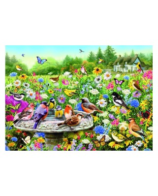 Puzzle Gibsons - The Secret Garden, 500 piese (G3406)