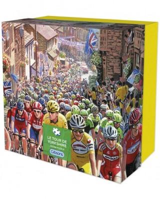 Puzzle Gibsons - Le Tour de Yorkshire, 500 piese (G3429)
