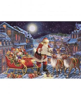 Puzzle Falcon - The Christmas Journey, 200 piese XXL (Jumbo-11173)