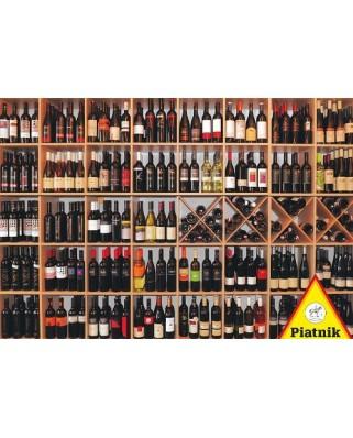Puzzle Piatnik - Wine cellar, 1.000 piese (5357)