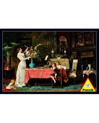 Puzzle Piatnik - Munkacsy: The Birthday, 1.000 piese (5359)
