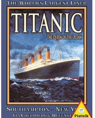 Puzzle Piatnik - Titanic, 1.000 piese (5389)
