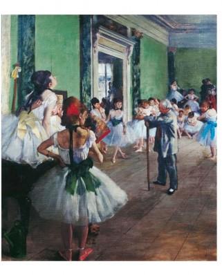 Puzzle Piatnik - Edgar Degas: The Dance Lessons, 1.000 piese (5394)