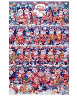 Puzzle Piatnik - The Christmas Parade, 1.000 piese (5404)