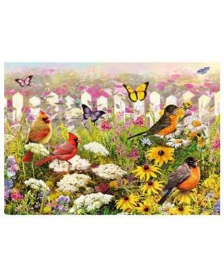 Puzzle Piatnik - Garden friends, 1.000 piese (5468)