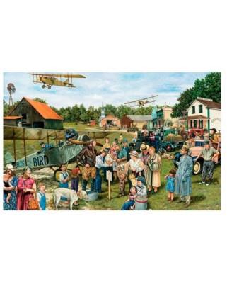Puzzle Piatnik - Barnstormers, 1.000 piese (5480)