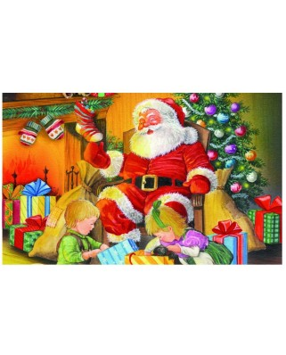 Puzzle Piatnik - The evening of Christmas, 1.000 piese (5668)