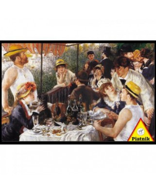 Puzzle Piatnik - Auguste Renoir: Luncheon of the Boating Party, 1.000 piese (5681)