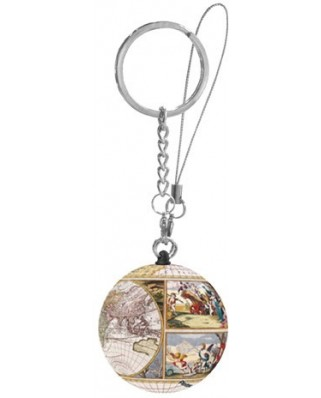 Puzzle 3D Pintoo - Keychain Antique World Map, 24 piese (A2478)