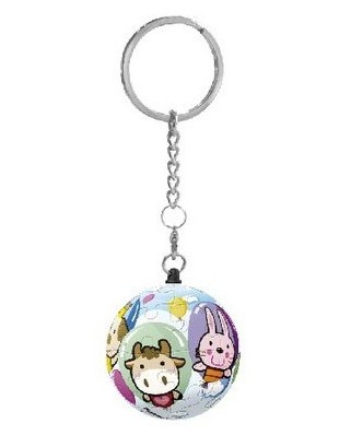 Puzzle 3D Pintoo - Keychain Balloons, 24 piese (A2799)