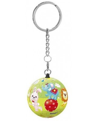 Puzzle 3D Pintoo - Keychain Circus, 24 piese (A2801)