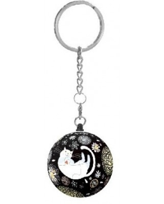 Puzzle 3D Pintoo - Keychain Dream Cat, 24 piese (A2804)