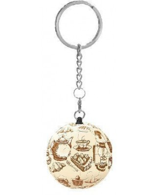 Puzzle 3D Pintoo - Keychain Tea Time, 24 piese (A2822)