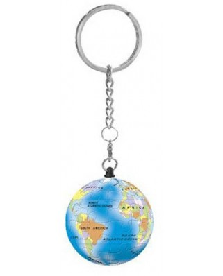 Puzzle 3D Pintoo - Keychain Globe, 24 piese (A2901)