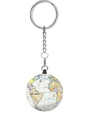 Puzzle 3D Pintoo - Keychain Globe, 24 piese (A2902)