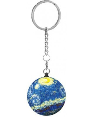 Puzzle 3D Pintoo - Vincent Van Gogh: Keychain , 24 piese (A3081)